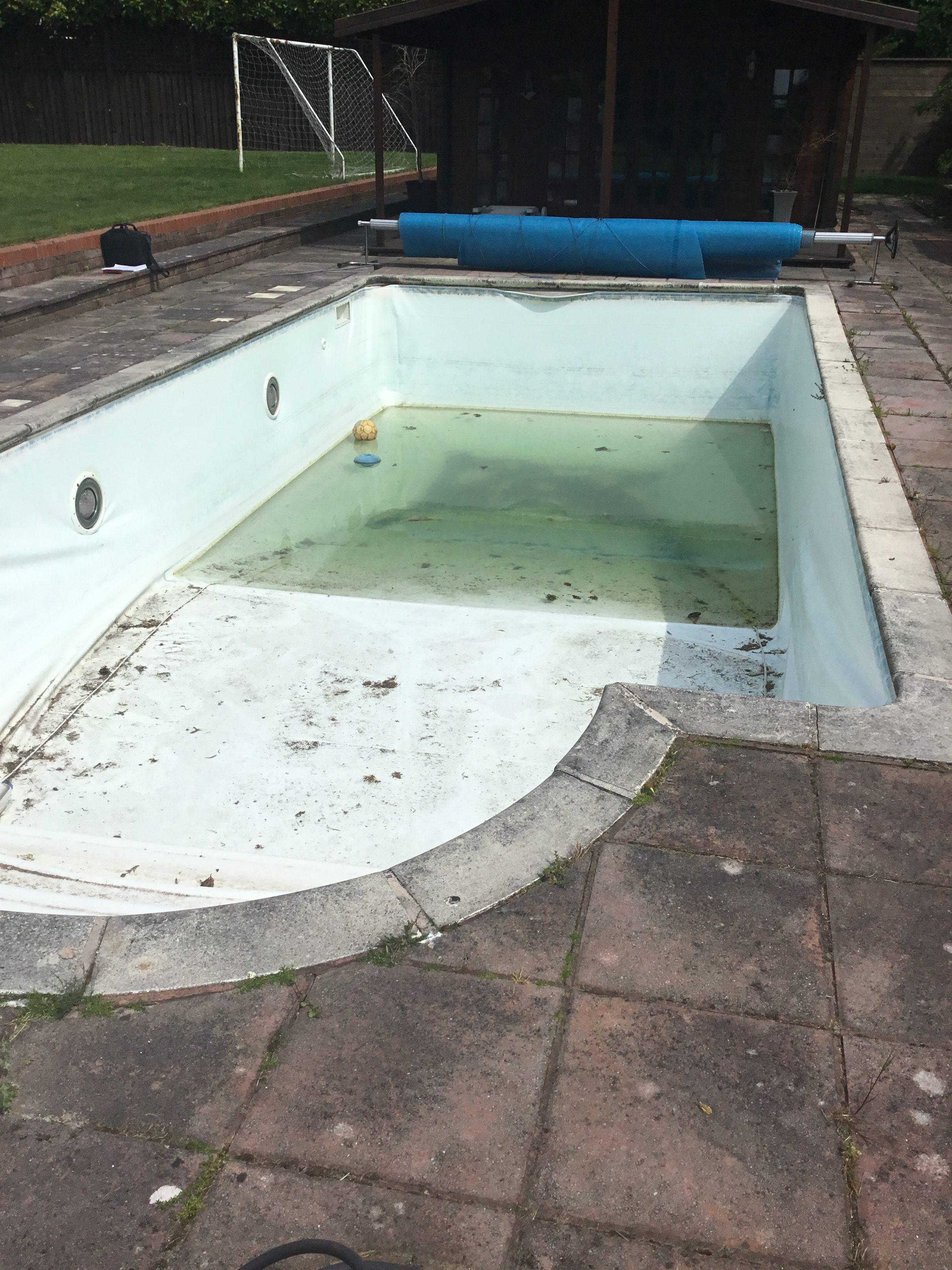 Pool Refurbishments Crystal Leisure