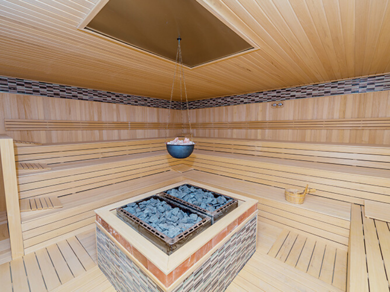 Sauna 2 - Crystal Leisure