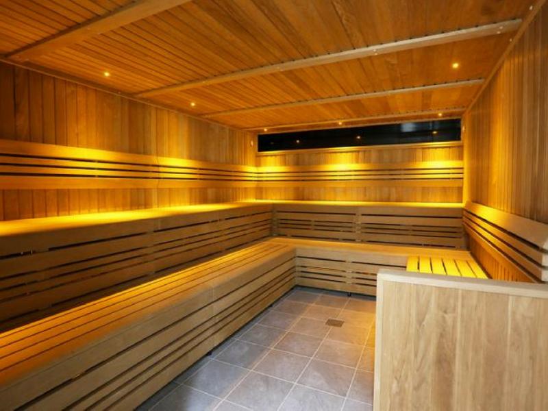 Sauna - Crystal Leisure